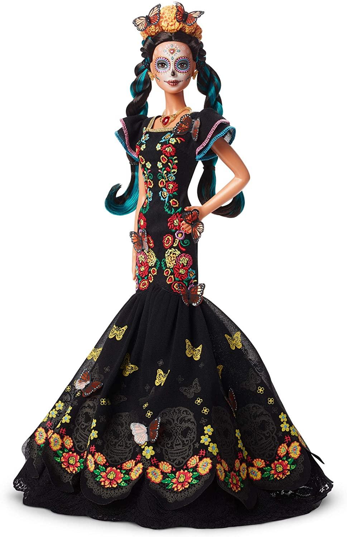 Barbie Muñeca Día de Muertos