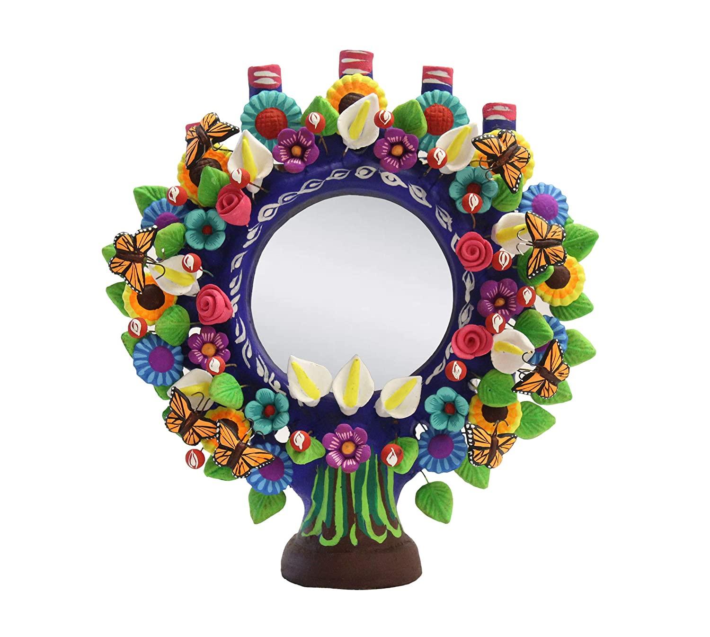 Árbol de la vida corona espejo