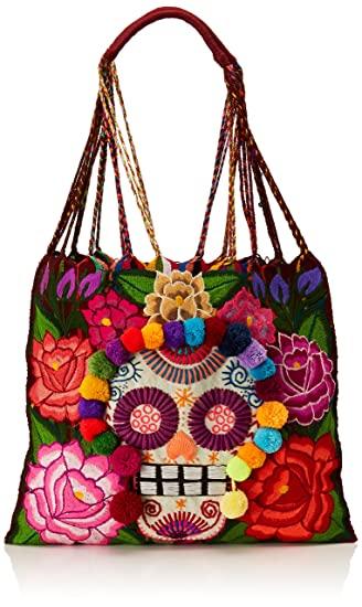 Bolso para playa mexicano